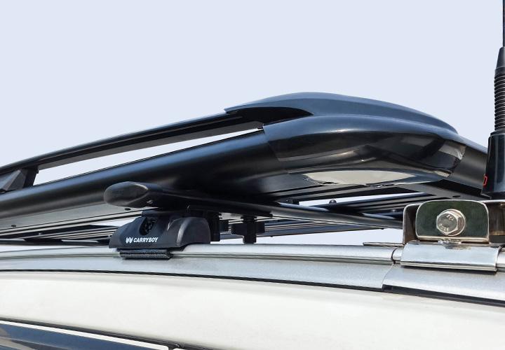 Aluminum Roof Rack Top