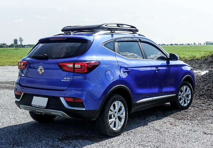 Aluminium Roof Rack for SUVs and Crossover Vehicle