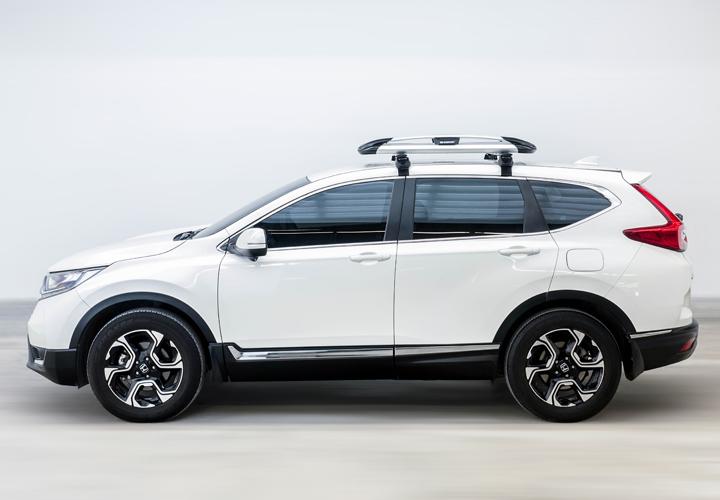 Base Rack, Cross Bars and Roof Rack for Honda CR-V