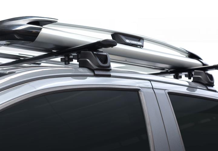 Ford Ranger Raptor — Roof Rack Set