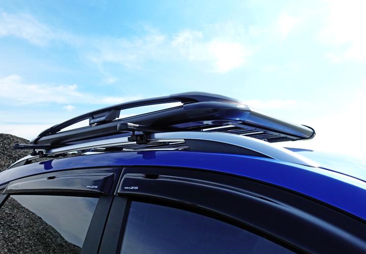 MG-ZS — Roof Rack Set