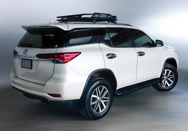 Light Bar Mount for Roof Rack — SUV