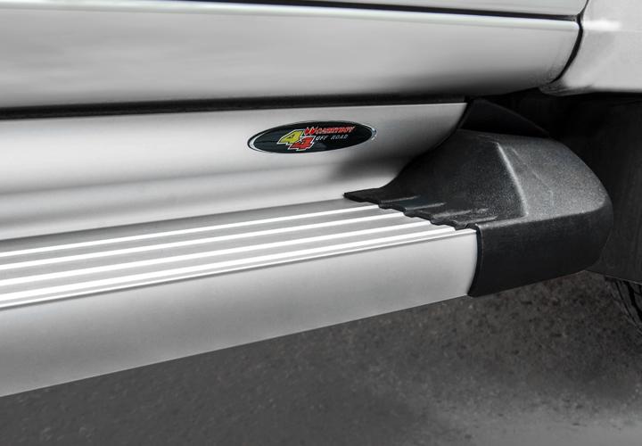 NEW!! CB-711 — Super Sport Aluminum Side Step